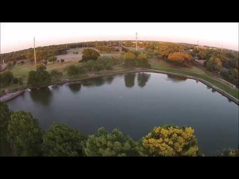 Chisholm Park Hurst TX Tour by Drone