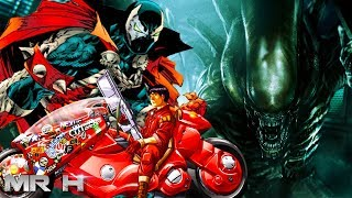 Alien Covenant Sequel, Live Action Akira Release Date & SPAWN REBOOT - The Wrap Up