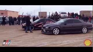 MAF Ice Drift Party 2013 Video