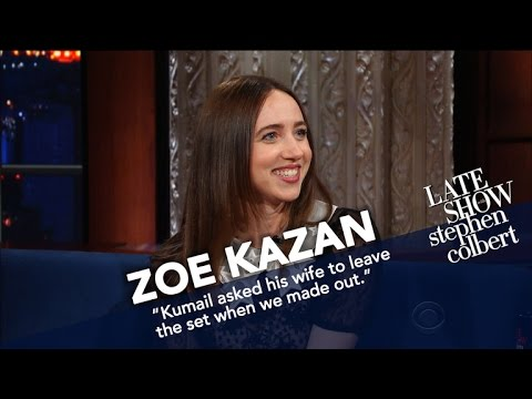 Zoe Kazan Fell Asleep On Set While Playing A Coma Patient