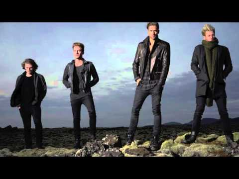 British band Lawson Interview in Hong Kong for Billboard Radio