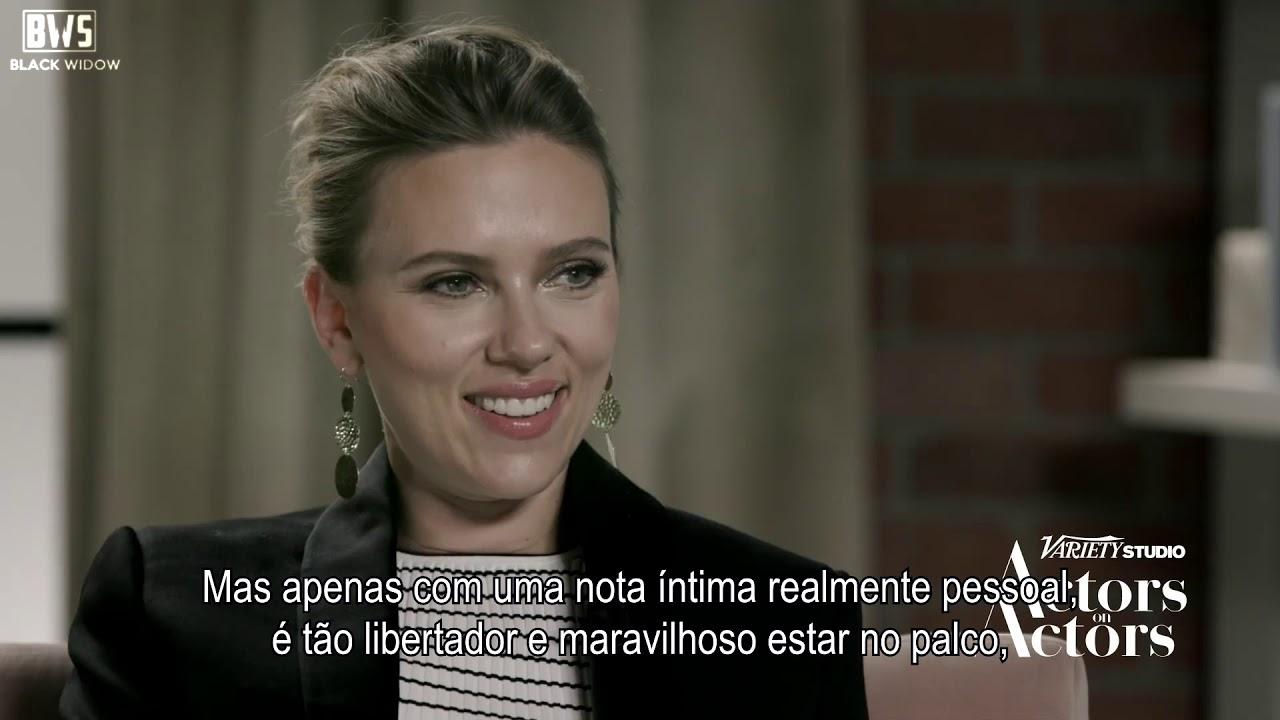 Scarlett Johansson e Chris Evans se entrevistam - Legendado - (Parte 2/3)
