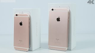 iPhone 6S & 6S Plus Review 4K ( Cambo Report )