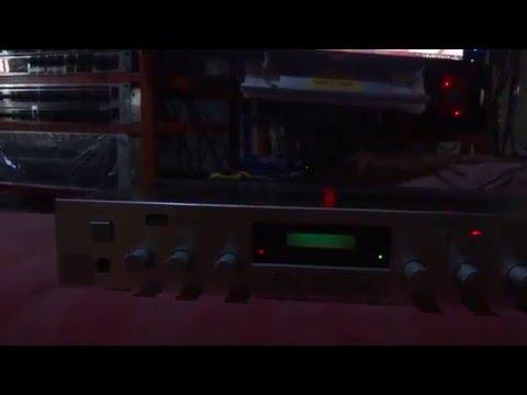 Pré amplificador C 77 Imperdivel
