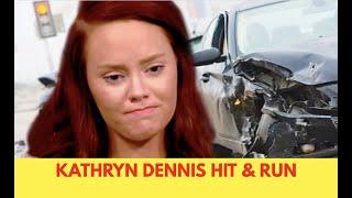 Kathryn Dennis Hit & Run Accident Exclusive