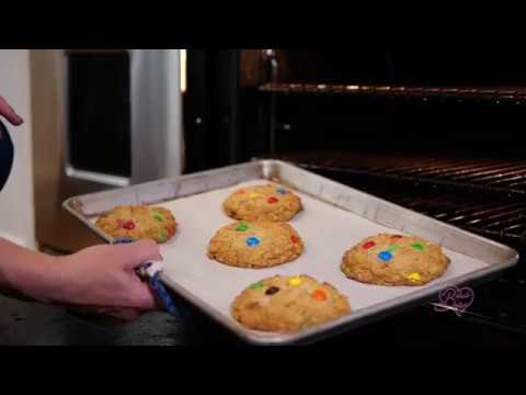 Baked by Betsy - Episode 1: Monster Cookies