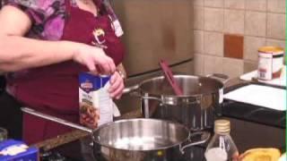 Getting Ready For Fall - Pumpkin Black Bean Soup