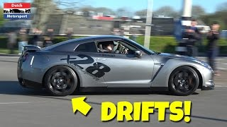 Supercar Convoy to Spring Event 2017 -LOUD Accelerations!