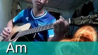 Hmong guitar/Ua siab tso cia cover- chord guitar