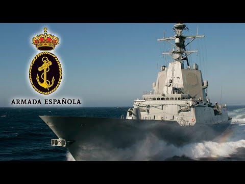 ARMADA ESPAÑOLA   FRAGATA F100 360º REALIDAD VIRTUAL