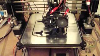 impression 3D moteur