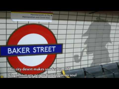 "♥ ""Baker Street"" (full-length w/ lyrics) - Gerry Rafferty"