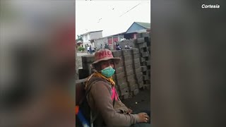 Nicaragua: Police move to clear anti-government stronghold