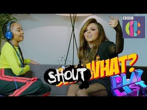 Little Mix play SHOUT What?
