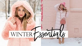 Look Cute In The Winter | Winter 2019 Essentials