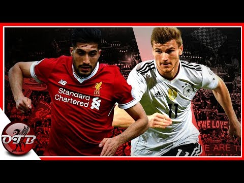 One German In And One Out | Timo Werner Linked With Liverpool Move