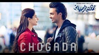 #Chogada tara slow version #Lyrics with English subtitle #सुंदर गीत-美妙的歌曲