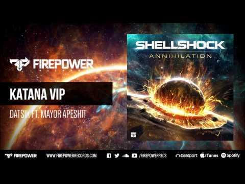 Datsik - Katana (feat. Mayor Apeshit) VIP [Firepower Records - Dubstep[