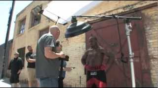 "Tim Mantoani ""Making-Of"" - LifeStyle- Photo Shooting of a  Kick-Boxer with hotest Photo tips"