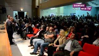 Προπηλάκισαν βουλευτή του Σύριζα στο Πολύκαστρο-Eidisis.gr webTV