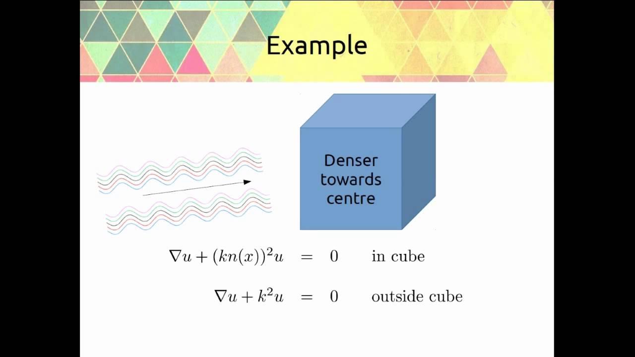 Matthew Scroggs: Using FEniCS With BEM++ For FEM/BEM Coupled Problems