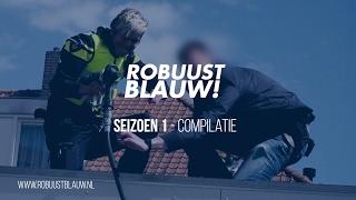 Politieserie RobuustBlauw! Compilatie seizoen 1