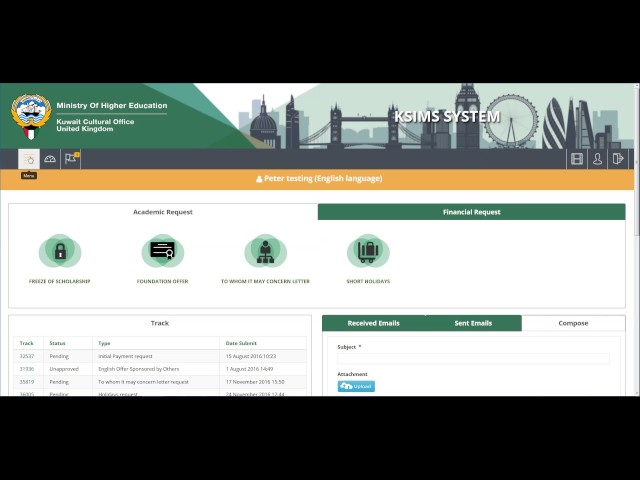 Student Ksims portal (Quick introduction) - YouTube