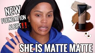 NEW MORPHE FOUNDATION + CONCEALER REVIEW | MAKEUPSHAYLA
