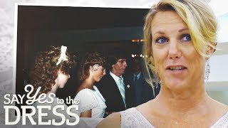 Bride Has 10K Budget To Look For Dream Dress 30 Years After Marriage   Say Yes To The Dress Atlanta
