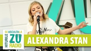 Alexandra Stan - Be The One (Dua Lipa) (Live la Radio ZU)