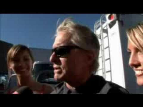 Interview People : Michael DOUGLAS et Pat RILEY
