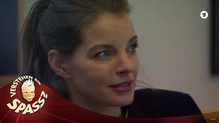 Yvonne Catterfeld legt Guido Cantz rein | Verstehen Sie Spaß?
