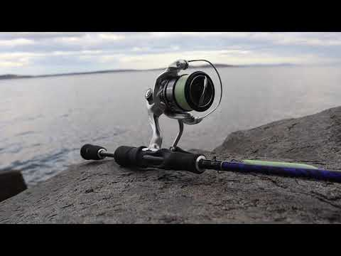Land-based Fishing Derwent River, Tasmania || Moores Soft Plastics