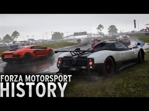 History of - Forza Motorsport (2005-2016)