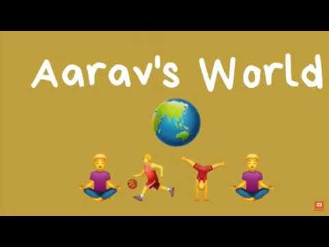 AARAV'S WORLD Live Stream
