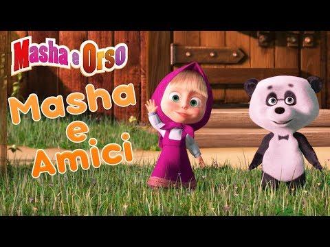 Masha E Orso - Masha E Amici 🐼🐻🐷