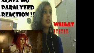 Agnez Mo - Paralyzed Reaction [ Solo ? Naaaah ! ]