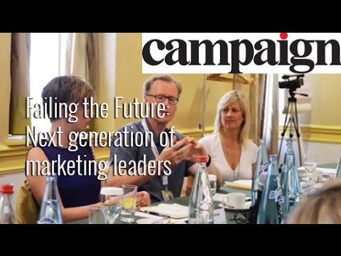 Failing the Future: Are we cultivating the next generation of marketing leaders?