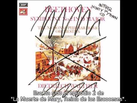 9-Mary Queen of Scots (Another Monty Python Record Subtitulado)