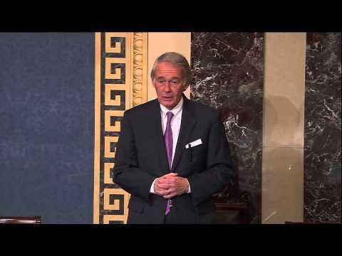 Senator Markey's Speaking in Support of Dr. Vivek Murthy December 15, 2014
