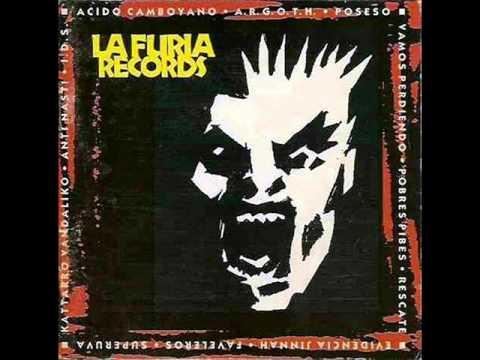 Compilado - La Furia Records (1994) (Full Álbum)