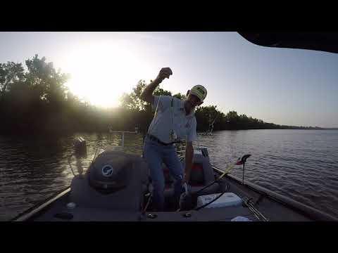 CatFishing In Arkansas With CatFish Dan