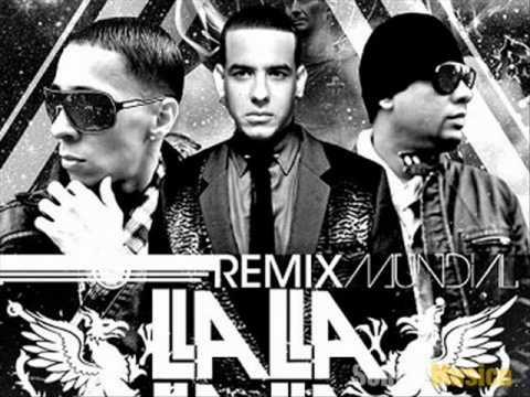 La la la la [remix] - Baby Rasta y Gringo Ft Daddy Yankee con LETRA!!!!!!!!