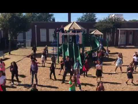 Preston Hollow 2017 NSLW Flash Mob Entry