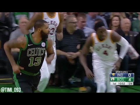 Marcus Morris Highlights vs Indiana Pacers (10 pts, 4 reb, 2 ast)
