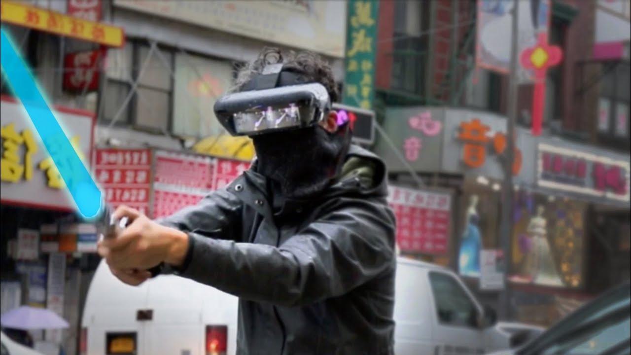 66d21d1ed3fb STAR WARS System Teardown (Augmented Reality Helmet!) - YouTube