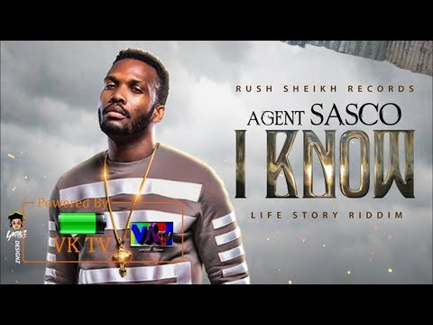 Agent Sasco - I Know (August 2018)