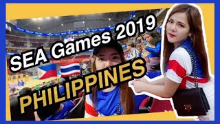 VLOG  : พาดูSEA Gamesจัดเต็ม4วันที่ฟิลิปปินส์แบบจุกๆ!! | ♡BLIZZARD♡
