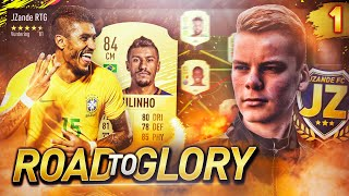 HVORDAN STARTE FIFA 20 ULTIMATE TEAM? 🔥 JZANDE FC - Road To Glory  🏆 #1