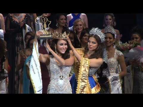 Vietnam crowned victorious in Mrs Universe competition